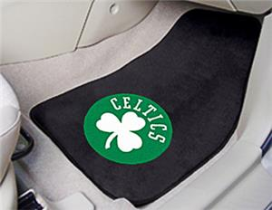 Fan Mats Boston Celtics Carpet Car Mats