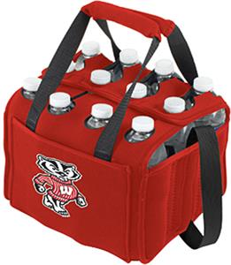 Picnic Time University of Wisconsin 12-Pk Holder