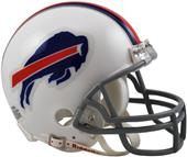 NFL Buffalo Bills Mini Helmet (Replica)