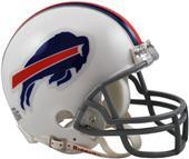 NFL Buffalo Bills Mini Helmet (Replica)