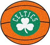 Fan Mats Boston Celtics Basketball Mats