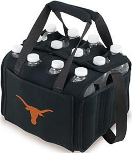 Picnic Time University of Texas 12-Pk Holder