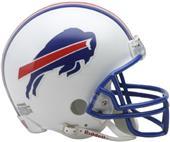 NFL Bills (76-83) Mini Replica Helmet (Throwback)