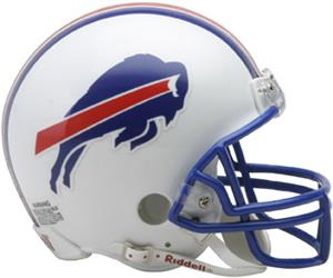 NFL Bills (76-83) Mini Replica Helmet (Throwback)