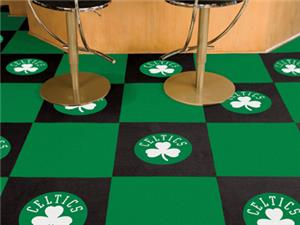 Fan Mats NBA Boston Celtics Carpet Tiles