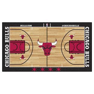 Fan Mats Chicago Bulls Large NBA Court Runners