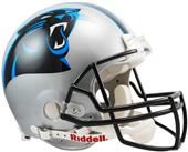 NFL Panthers On-Field Full Size Helmet (VSR4)