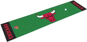 Fan Mats Chicago Bulls Putting Green Mats