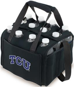 Picnic Time Texas Christian Univ. 12-Pk Holder