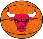 Fan Mats Chicago Bulls Basketball Mats