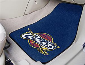 Fan Mats Cleveland Cavaliers Carpet Car Mats