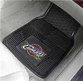 Fan Mats Cleveland Cavaliers Vinyl Car Mats (set)