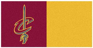 Fan Mats NBA Cleveland Cavaliers Carpet Tiles