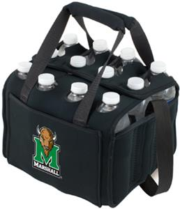 Picnic Time Marshall University 12-Pk Holder