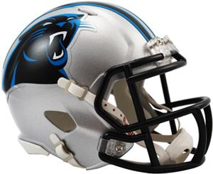 NFL Carolina Panthers Speed Mini Helmet