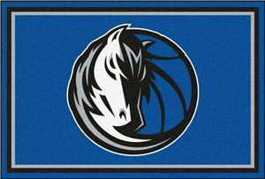 Fan Mats Dallas Mavericks 5' x 8' Rugs
