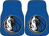 Fan Mats Dallas Mavericks Carpet Car Mats (set)