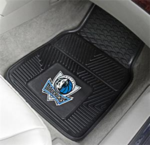 Fan Mats Dallas Mavericks Vinyl Car Mats
