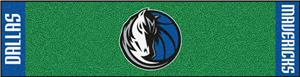 Fan Mats Dallas Mavericks Putting Green Mats