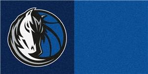 Fan Mats NBA Dallas Mavericks Carpet Tiles