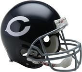 NFL Bears On-Field Auth. Full Size Helmet (TB)