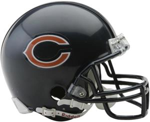 NFL Chicago Bears Mini Helmet (Replica)