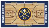 Fan Mats Denver Nuggets Large NBA Court Runners