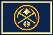 Fan Mats Denver Nuggets 5' x 8' Rugs