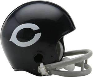NFL Bears (62-73) Mini Replica Helmet (Throwback)