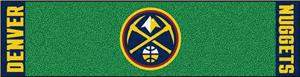 Fan Mats Denver Nuggets Putting Green Mats