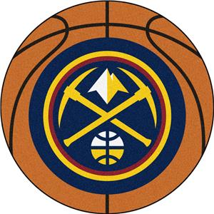 Fan Mats Denver Nuggets Basketball Mats