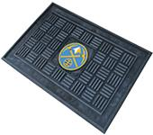 Fan Mats Denver Nuggets Door Mats