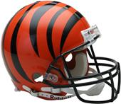 NFL Bengals On-Field Full Size Helmet (VSR4)