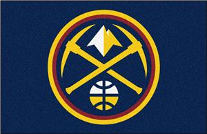 Fan Mats Denver Nuggets Starter Mats
