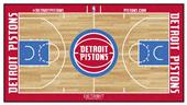 Fan Mats Detroit Pistons Large NBA Court Runners