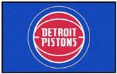 Fan Mats NBA Detroit Pistons Ulti-Mat
