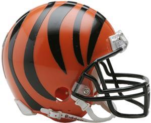 NFL Cincinnati Bengals Mini Helmet (Replica)