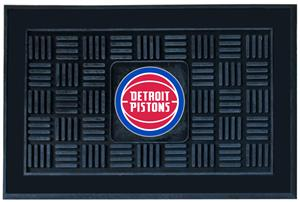 Fan Mats Detroit Pistons Door Mats