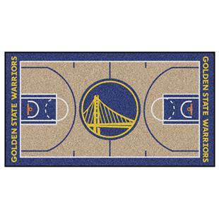Fan Mats Golden State Warriors Lg NBA Court Runner