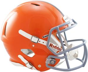 NFL Browns On-Field Full Size Helmet (Speed)
