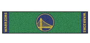 Fan Mats Golden State Warriors Putting Green Mats