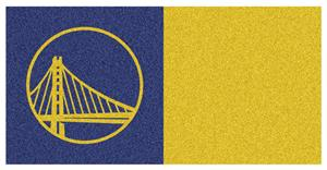 Fan Mats NBA Golden State Warriors Carpet Tiles