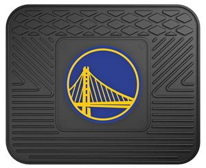 Fan Mats Golden State Warriors Utility Mats