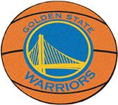 Fan Mats Golden State Warriors Basketball Mats