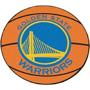 Fan Mats Golden State Warriors Basketball Mats