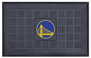 Fan Mats Golden State Warriors Door Mats