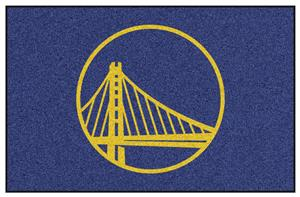 Fan Mats Golden State Warriors Starter Mats