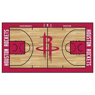 Fan Mats Houston Rockets Large NBA Court Runners