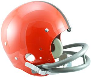 NFL Browns (62-74) Replica TK Suspension Helmet