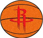 Fan Mats Houston Rockets Basketball Mats